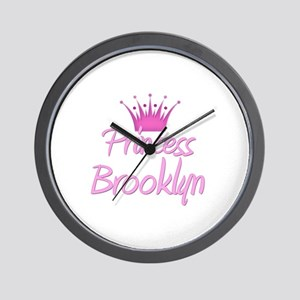 Princess Brooklyn Wall Clock