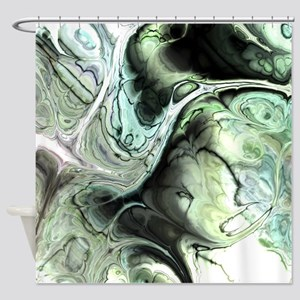 By Land & Sea Shower Curtain