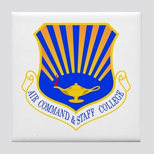 Command & Staff Tile Coaster