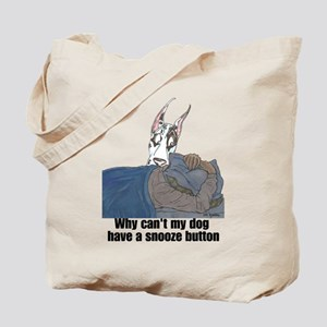 CH Snooze Button Tote Bag