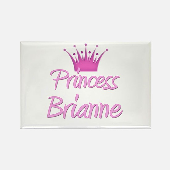 Princess Brianne Rectangle Magnet