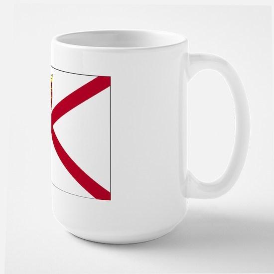 Jersey Large Mug