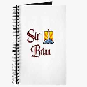Sir Brian Journal