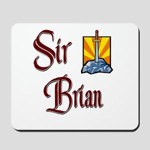 Sir Brian Mousepad
