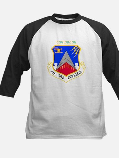 Air War College Kids Baseball Jersey