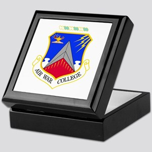 Air War College Keepsake Box
