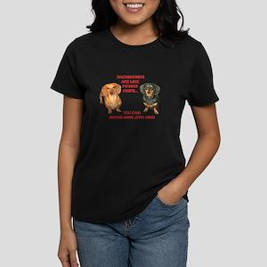 Potato Chips Women's Dark T-Shirt