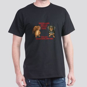 Potato Chips Dark T-Shirt