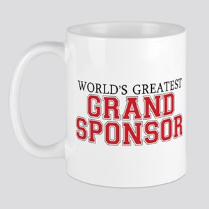 World's Greatest Grand Sponso Mug