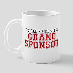 World's Greatest Grand Sponso Mug
