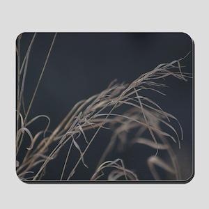 Winter Grass Mousepad