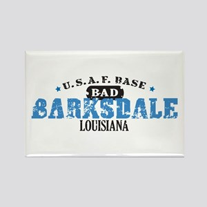 Barksdale Air Force Base Rectangle Magnet