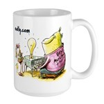 Edly's Music Theory Large Mug