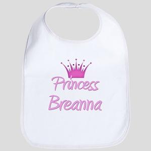 Princess Breanna Bib