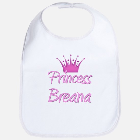 Princess Breana Bib