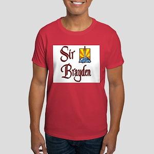 Sir Brayden Dark T-Shirt