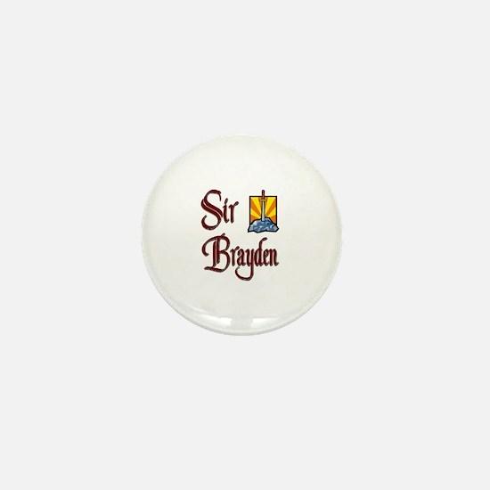 Sir Brayden Mini Button