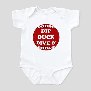 DODGE Infant Bodysuit