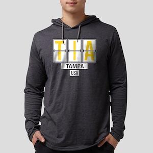 TIA - Tampa International Airp Long Sleeve T-Shirt
