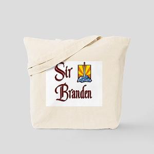 Sir Branden Tote Bag