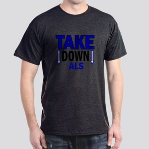 Take Down ALS 1 Dark T-Shirt