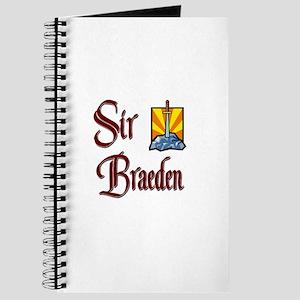 Sir Braeden Journal