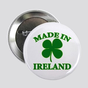 "made in Ireland 2.25"" Button"