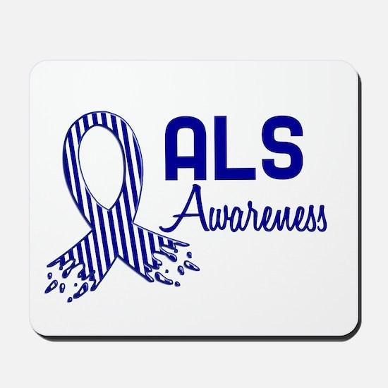 ALS Awareness Mousepad