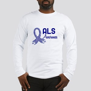 ALS Awareness Long Sleeve T-Shirt