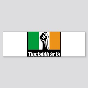 Irish merchandise Bumper Sticker