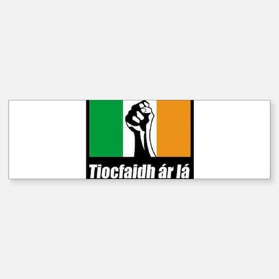 Irish merchandise Bumper Bumper Bumper Sticker