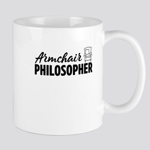 Armchair Philosopher Mugs