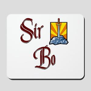 Sir Bo Mousepad