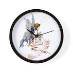 GOSSAMER FAIRY Wall Clock
