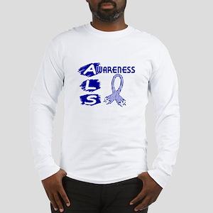 ALS Awareness Long Sleeve T-Shirt