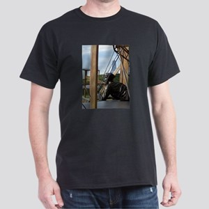 Wright Brothers Monument Dark T-Shirt