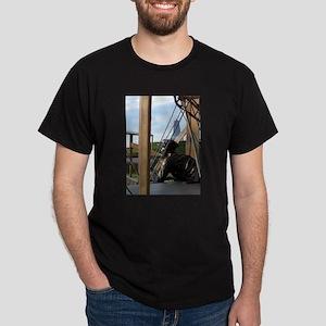 Wright Brothers Monument Dark T-Shirt