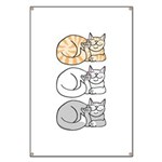 3 ASL Kitties Banner