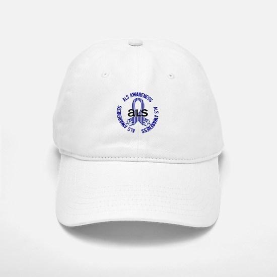 ALS Awareness Baseball Baseball Cap