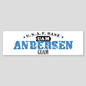 Andersen Air Force Base Sticker (Bumper)