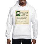 Education Hooded Sweatshirt