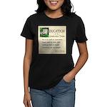 Education Women's Dark T-Shirt