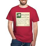 Education Dark T-Shirt