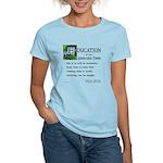 Education Women's Light T-Shirt