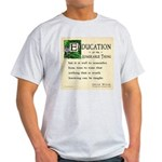 Education Light T-Shirt