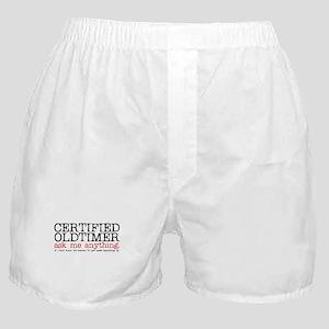 Certified Oldtimer Boxer Shorts