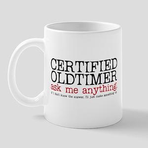 Certified Oldtimer Mug
