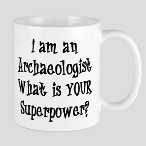 archaeologist 11 oz Ceramic Mug