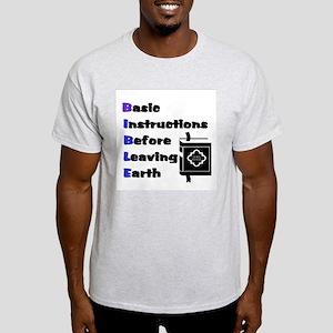 Basic Instructions Light T-Shirt
