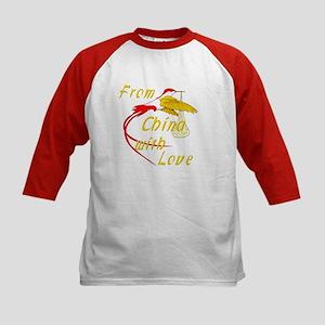 China Adoption Kids Baseball Jersey